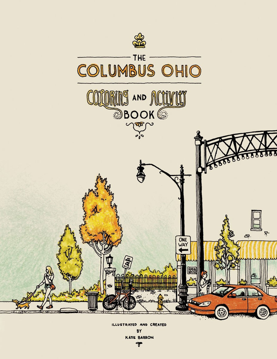 Columbus Coloring and Activity Book