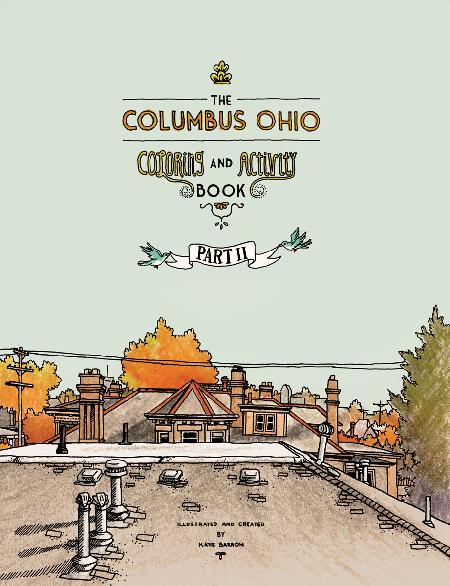 Columbus Coloring and Activity Book Part II