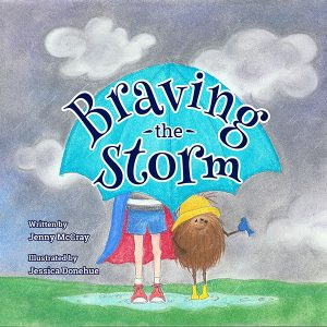 Braving the Storm by Jenny McCray