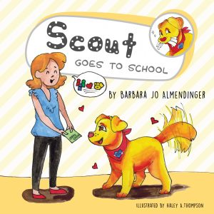 Scout Goes to School Cover